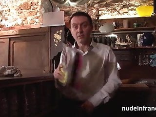 Deep mature Sexy french mature deep analized with cum 2 mouth in a bar