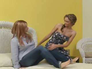 Young babesitter seduced by older lesbian Prinzzess seducing an older lesbian
