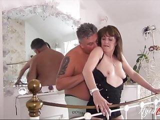 Mature seduced Agedlove hardcore sex with mature partners