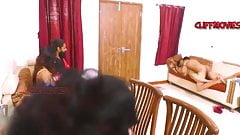 Indian Wife swapping at guest house