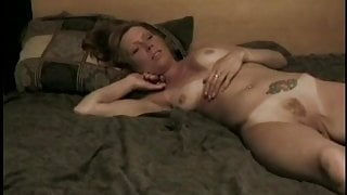Wife shared In kitchen and bedroom