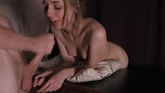 Fuck to orgasm amateur norwegian girl from fitte.eu