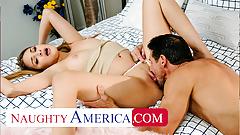 Naughty America - Gizelle Blanco gets her way