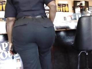 Bounce thas ass from the back Back the blue from the back part 1