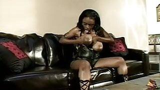 Two horny ebony women.