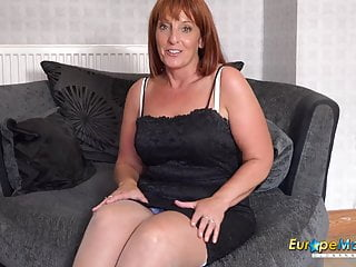 Penis showoff - Europemature beau diamond sexy mature solo showoff