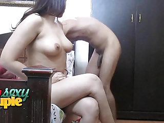 Bedroom couple sex Indian couple sunny and sonia hardcore sex in bedroom
