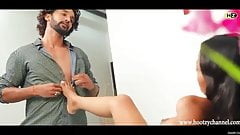 Super Hot sexy Model Tanvi, Boobs Sucking And Fucking