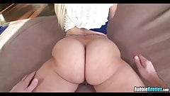 An Amazing Butt to Eat