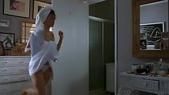 Demi Moore Dancing Around Naked in Her Apartment