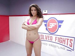 Jerry pool guy milf mae victoria Victoria voxxx vs brandi mae in hot lesbian sex fight