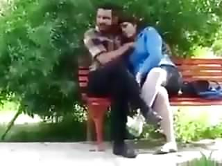 Up his penis torture - Iraqi girl with boyfriend play with his penis zoraa park