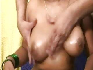 Big tit lesbian gives message slutload Desi boob message