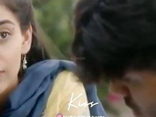 Tamil actress trsha sex scandal Hot kiss on boobs of tamil actress