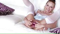 Cachondas muestra su vajina