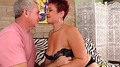 scarlett o ryan mature redhead takes a drilling