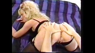 Brit Bubble Butt Anal