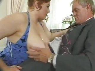 Teeen tits and pussy - This fat matures tits and pussy feel equally good to fuck