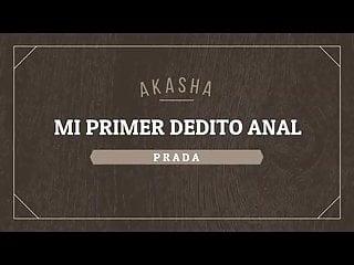 Akasha femdom - Akasha prada anal blue
