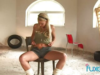 Dalene curtis nude video Blonde caylin curtis solo sex