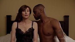 Older White MILF Wife Fucked by Young BBC