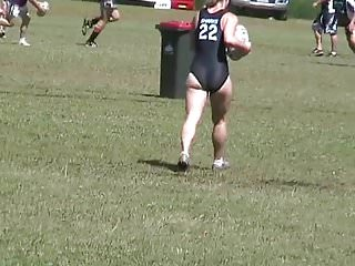 Naked womens rugby Thick rugby ass candid sports ls2