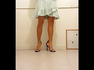 First grade teacher nude pictures 3rd grade teacher changing from heels to new flip flops