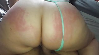 Morning fuck session with my Pawg GF!!