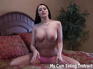 Dream wives that swallow cum - I have been day dreaming about jerking you off joi