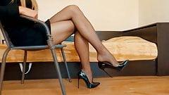 Pantyhose Legshow 1 - HD 60