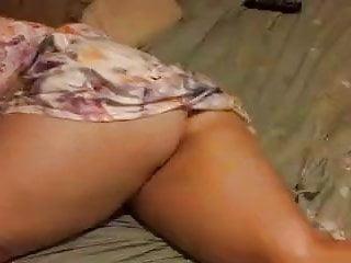 Sis handjobs - Cum on step sis