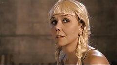 Maggie Gyllenhaal facial