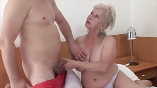 MTHRFKR – Granny gets Fucked by Her Grandson (Roleplay)