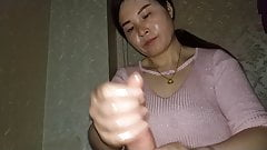 Asian Happy ending massage. Handjob expert 7