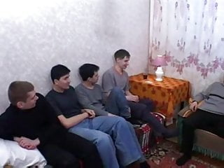 Russian boys xxx 5 russian boys fuck a naughty mature
