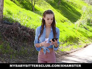 Ford escort safety - Adorable babysitter lily ford fucks hot boss