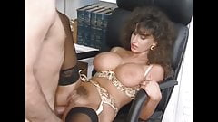 Sarah Gets Caught Being Naughty in Office