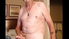 pudgy grandpa cums