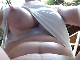 Sxy lactating tits Girl outdoor lactating tits and pussy play