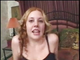 First woman to fuck Interacial - blonde woman takes her first monster black cock
