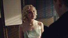 Kate Phillips is Linda Shelby in Peaky Blinders