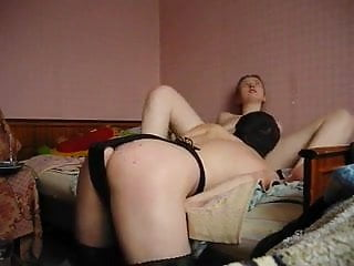 Dry sex lesbion video Wife dry pegging crossdresser husband