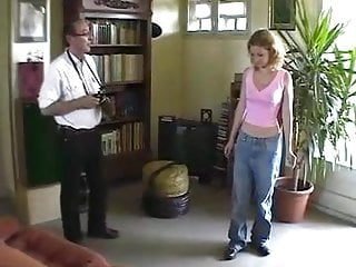 Domestic disipline wife spank true - Shy french girl domestic discipline. stripped and spanked