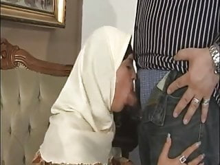 Nv hentai gallery Arab muslim hijab turbanli nice tits doggy fuck blowjobs -nv