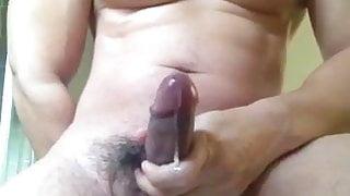 Str8 muscle asian cums