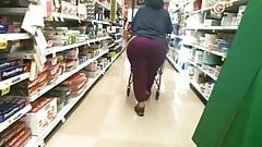 Big booty black granny fetish