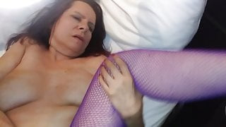 Dee the White Milf anal part 2