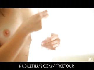 Romantic erotic - Nubile films - romantic night in