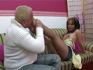Nylon secrete hairy Nylon secret lust