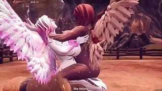 Angel Seraphim Futa Sex Gallery Breeders of Nephelym
